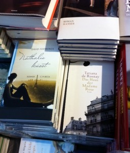 Bücher: Nathalie küsst und Das Haus der Madame Rose