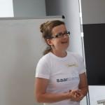 Saarcamp 2011 - Sabine Theobald