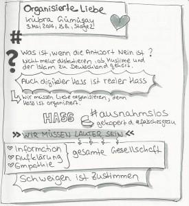 Kübra Gümüsay: Organisierte Liebe